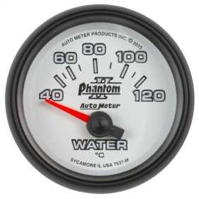 Phantom II® Electric Water Temperature Gauge