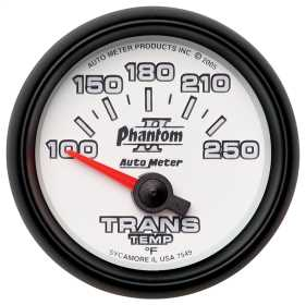 Phantom II® Electric Transmission Temperature Gauge