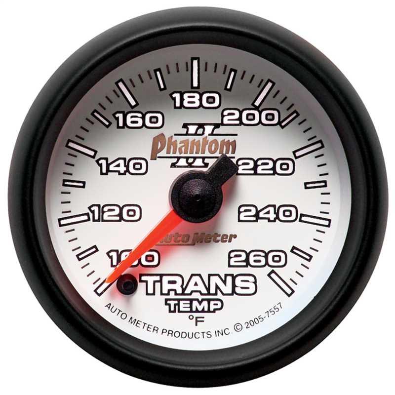 Phantom II® Electric Transmission Temperature Gauge 7557