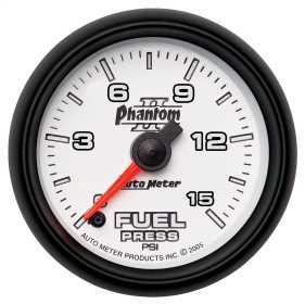 Phantom II® Electric Fuel Pressure Gauge