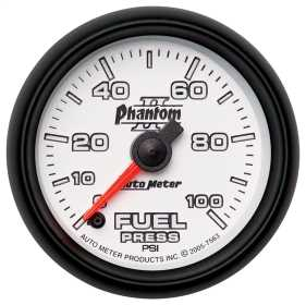 Phantom II® Electric Fuel Pressure Gauge 7563