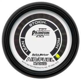Phantom II® Electric Air Fuel Ratio Gauge