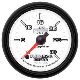Phantom II® Fuel Rail Pressure Gauge 7593