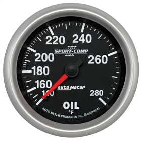 Sport-Comp II™ Mechanical Oil Temperature Gauge