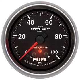 Sport-Comp II™ Electric Fuel Pressure Gauge 7663