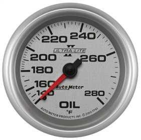 Ultra-Lite II® Mechanical Oil Temperature Gauge