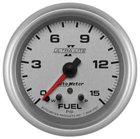 Ultra-Lite II® Electric Fuel Pressure Gauge 7761