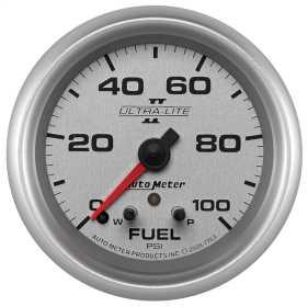 Ultra-Lite II® Electric Fuel Pressure Gauge 7763