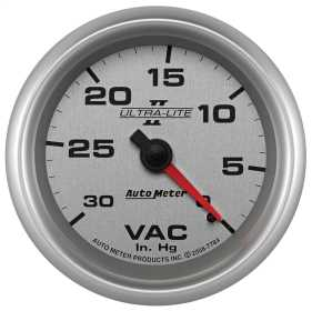 Ultra-Lite II® Mechanical Vacuum Gauge