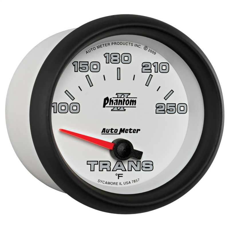 Phantom II® Electric Transmission Temperature Gauge 7857