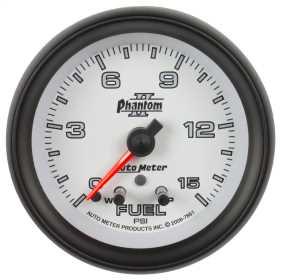 Phantom II® Electric Fuel Pressure Gauge 7861