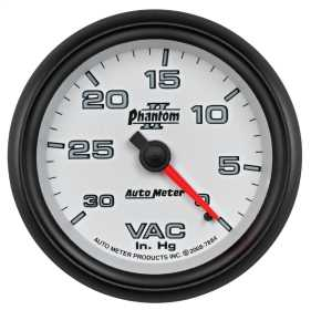 Phantom II® Mechanical Vacuum Gauge