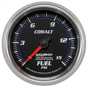 Cobalt™ Mechanical Fuel Pressure Gauge