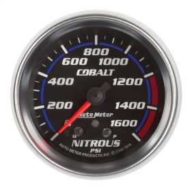 Cobalt™ Electric Nitrous Pressure Gauge 7974