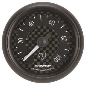 GT Series™ Mechanical Oil Pressure Gauge