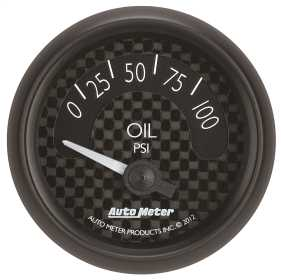 GT Series™ Electric Oil Pressure Gauge