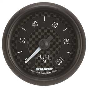 GT Series™ Electric Fuel Pressure Gauge