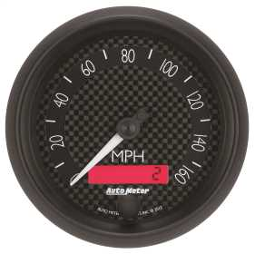 GT Series™ Programmable Speedometer