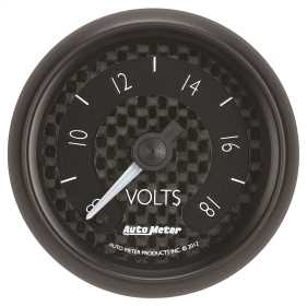 GT Series™ Electric Voltmeter Gauge