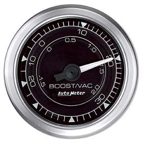 Chrono® Boost/Vacuum Gauge