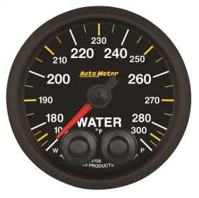 NASCAR Elite CAN Water Temperature Gauge
