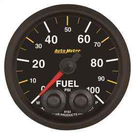 NASCAR Elite CAN Fuel Pressure Gauge