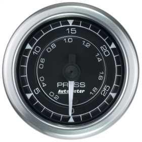 Chrono® Fuel Pressure Gauge 8164