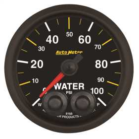 NASCAR Elite CAN Water Pressure Gauge