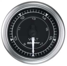 Chrono® Voltmeter Gauge