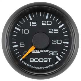 Chevy Factory Match Mechanical Boost Gauge