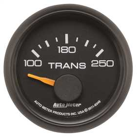 Chevy Factory Match Electric Transmission Temperature Gauge
