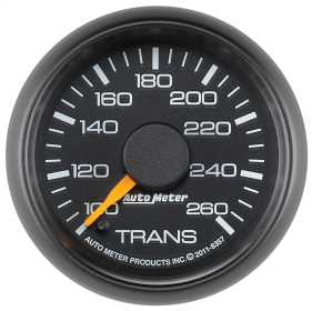 Chevy Factory Match Electric Transmission Temperature Gauge 8357