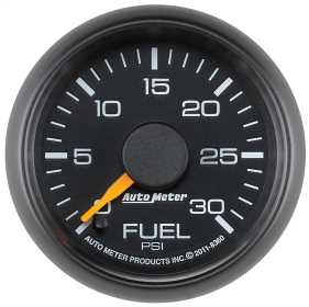 Chevy Factory Match Fuel Pressure Gauge