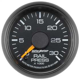 Chevy Factory Match Fuel Rail Pressure Gauge