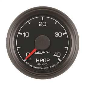 Ford Factory Match HPOP Oil Pressure Gauge