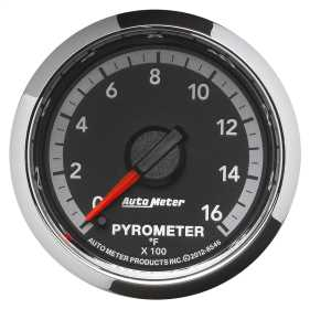 Gen 4 Dodge Factory Match Pyrometer Gauge