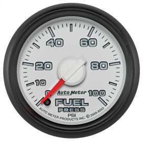 Gen 3 Dodge Factory Match Fuel Pressure Gauge 8563