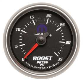 MOPAR® Mechanical Boost Gauge