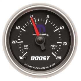 MOPAR® Mechanical Boost/Vacuum Gauge