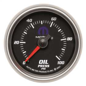 MOPAR® Mechanical Oil Pressure Gauge