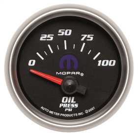 MOPAR® Electric Oil Pressure Gauge