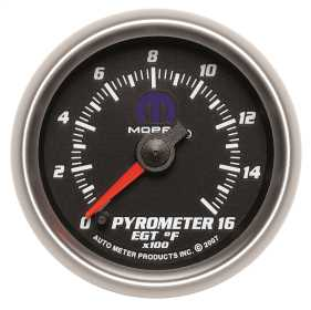 MOPAR® Electric Pyrometer/EGT Gauge