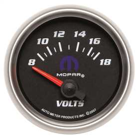 MOPAR® Electric Voltmeter Gauge