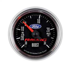 Ford Racing Series Boost-Vac/Pressure Gauge