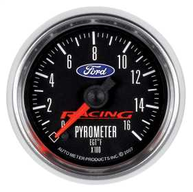 Ford Racing Series Electric Pyrometer Gauge