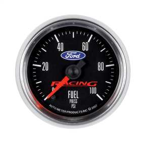 Ford Racing Series Electric Fuel Pressure Gauge