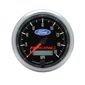 Ford Racing Series In-Dash Electric Speedometer
