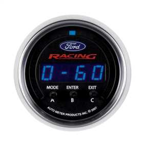 Ford Racing Series Digital Performance Informational Center