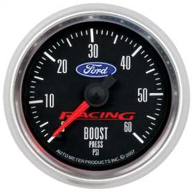 Ford Racing Series Mechanical Boost Gauge