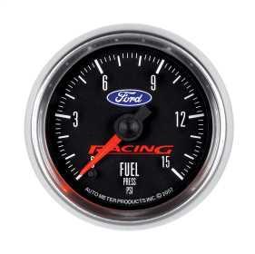 Ford Racing Series Electric Fuel Pressure Gauge 880107